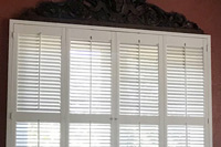 Traditional Shutters